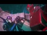 Transformers Prime-Напарники (Ария-Дальний свет)