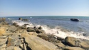 Релакс. Звуки моря, волн, прибоя, шум Чёрного моря