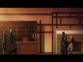 [AniDub] [12] Рапсодия о долгом странствии по иному миру | Death March kara Hajimaru Isekai Kyousoukyoku (Berial, Jade, Trina_D)