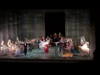 Ballet nacional de Espana в Королевском театре Оперы. Мадрид - 2017