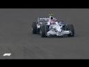 Kubica Takes Maiden Pole Position 2008 Bahrain Grand Prix