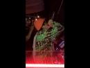 Бруно 30 июня в ночном клубе «L'arc Paris» в Париже.