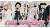 FreeTime-Fest 2018 KAWAII collection. Harajuku fashion.