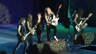 Iron Maiden 2018-07-27 Cracow, Tauron Arena, Poland - The Clansman & SPEECH ABOUT FREEDOM (4K 2160p)