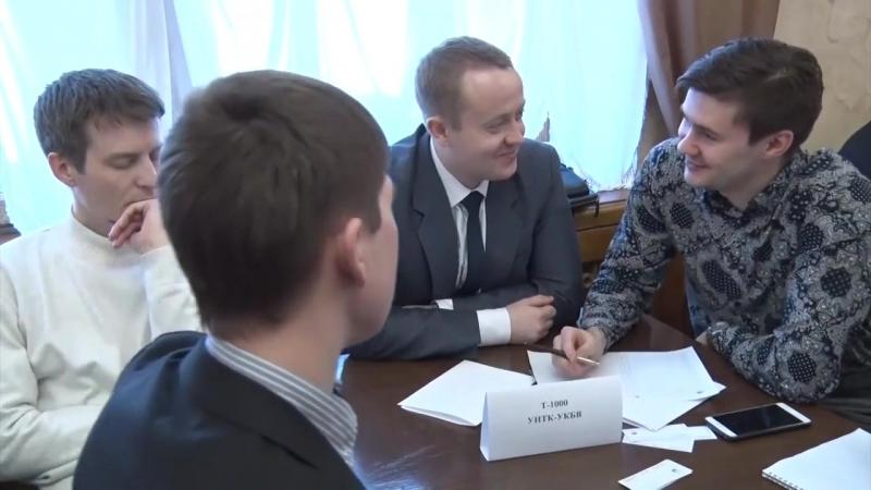 Репортаж о турнире ЧГК по ВОВ