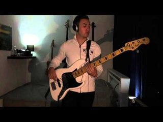 Anastacia - Sick And Tired (Bass Cover by Joey Reynecke)