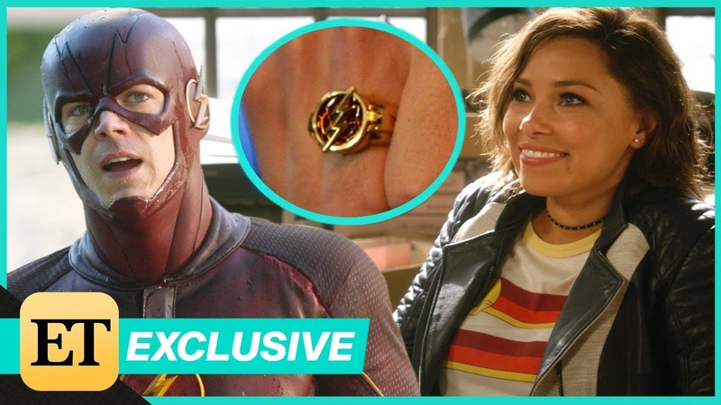 The Flash Season 5 Trailer: Barry's Ring, New Nora Details Big Bad Revealed! (Exclusive)