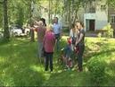 Жители одного из дворов стали заложниками борьбы двух компаний вывозящих отходы