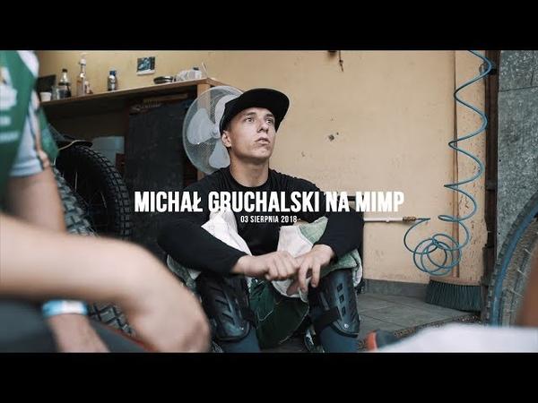 Włókniarz.tv: Michał Gruchalski na Młodzieżowych Indywidualnych Mistrzostwach Polski