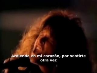 Alien - tears dont put out the fire (subtitulado)
