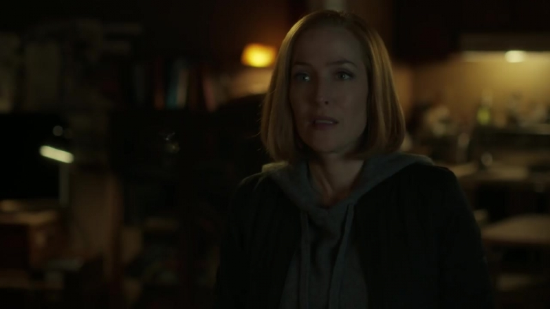 Mulder Scully Receive News About Their Sons Whereabouts _ Season 11 Ep. 10 _