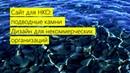 Сайт для НКО подводные камни. Дизайн для некоммерческих организаций