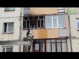 Пожар на ул. Ленина, 23 в Нижневартовске. Все живы