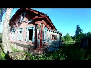 Путешествие в заброшенную деревню Дом заслуженного колхозника