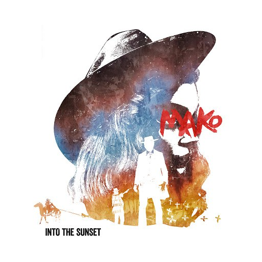 Mako альбом Into The Sunset