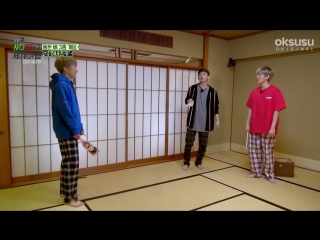 180620 EXO-CBX @ Ride the Ladder, Travel the World Ep.23