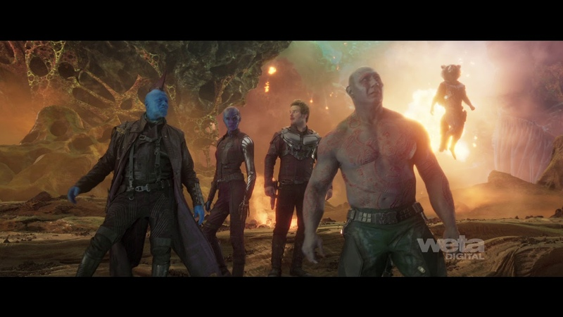 Guardians of the Galaxy Vol.2 - Weta Digital VFX Overview