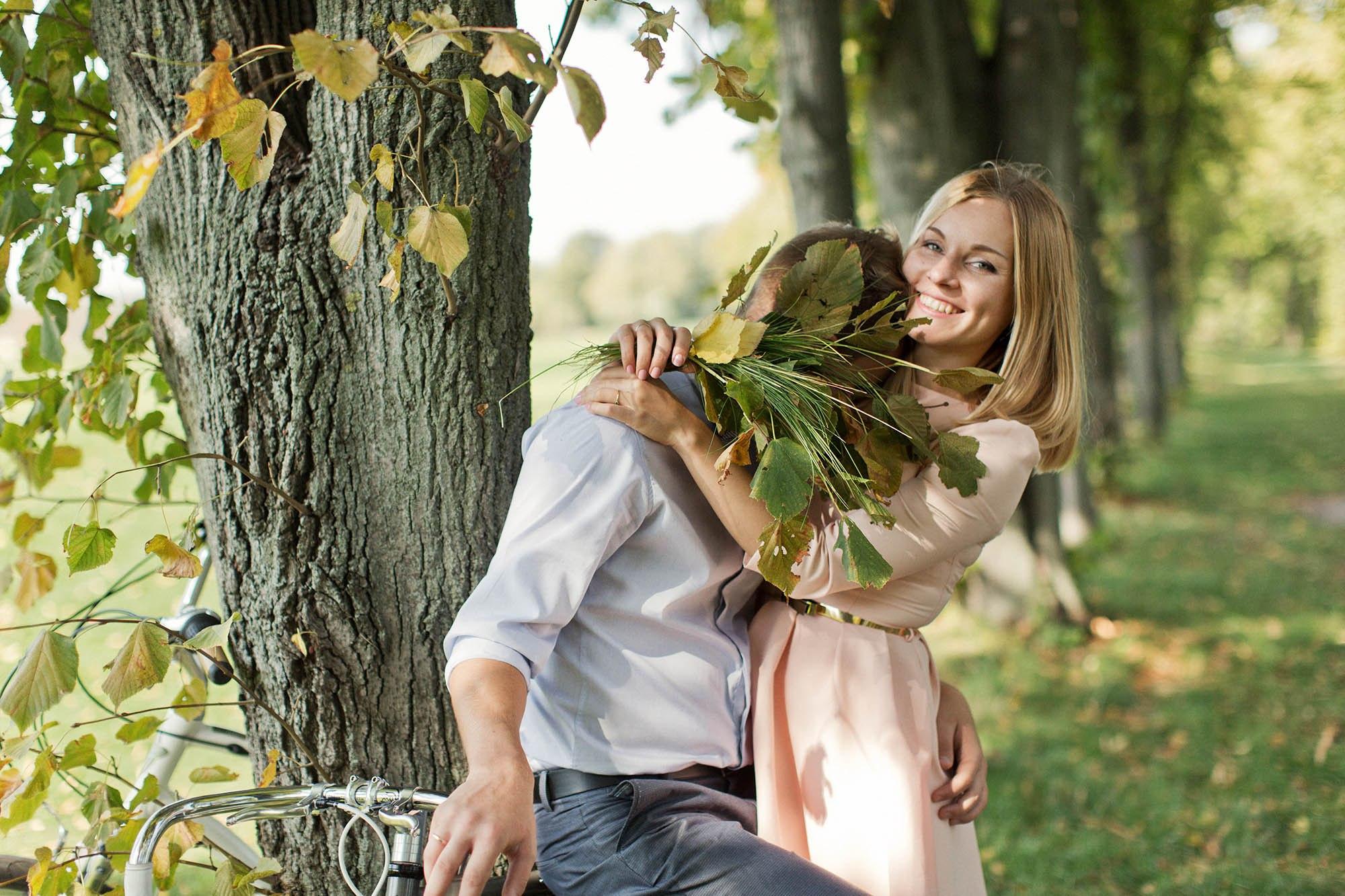 DNKqZFVAXUM - Посадить дерево на свадебной церемонии: детали сценария