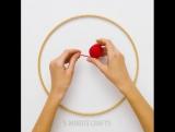 5 просто гениальных способов использования вышивальных обручей. ЧАСТЬ ПЕРВАЯ