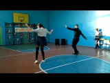 Танец (Настя Мележик и Дима Титаренко)