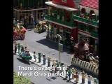Mini Cities Made Of Legos