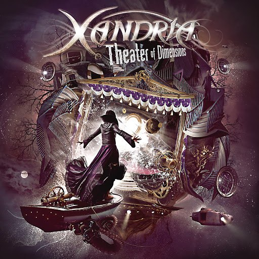 Xandria альбом Theater of Dimensions (Deluxe Edition)