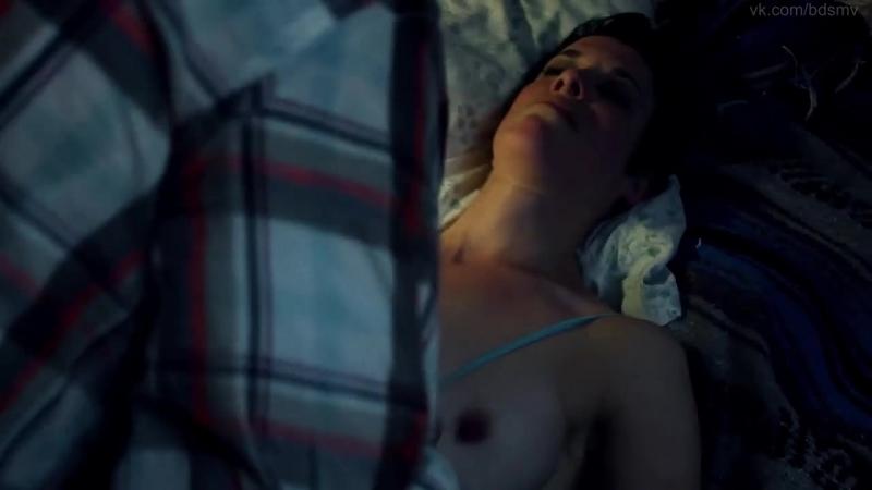 сексуальное насилие(бдсм, bdsm) из фильма: Black Tar Road(Дорога Черной Смолы) - 2016 год, Ноэль Мессье