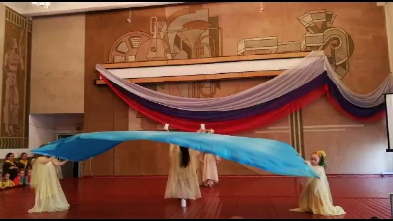 Танец «Иван Купала»