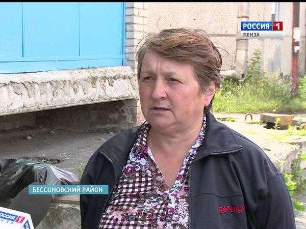 Жители окраины Бессоновки задыхаются от зловоний очистных сооружений