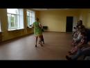 Яна и Мур - выступление в детдоме Русанво