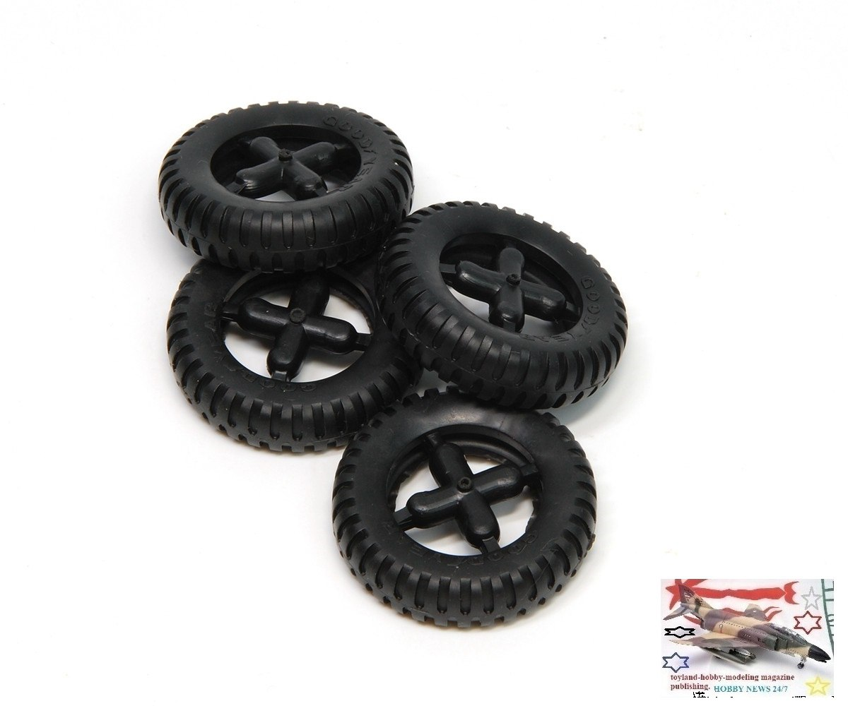 Resin American Force AF Carnage Custom 26 inch Off Road 4x4 Wheels /& Soft Tires