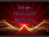 Bafni.ru Siege 08.04.2018 by Hebi