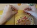 Творческий блокнот Мой личный дневник! (Apollinaria. music) (Создание разворота Осень!)