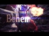 Монстр Behemoth из игры Final Fantasy XIV появиться в игре Monster Hunter World!