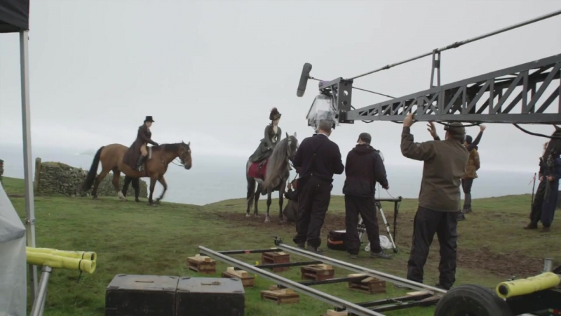Poldark (Season 3): Heida Reed on Elizabeth Warleggan