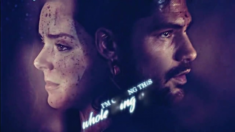 SethKate - Please dont go (by LaliProductions)