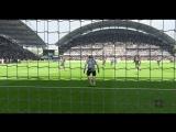 FIFA18 Ассист от Джезуса. Гол Фернандиньо.