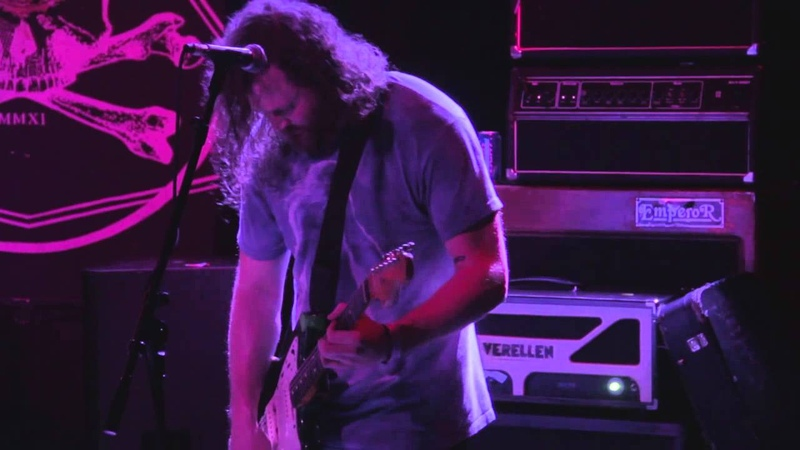 HELMS ALEE live at Saint Vitus Bar, May, 18th, 2014 (FULL SET)