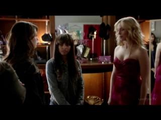 Елена, Кэролайн и Бонни - Три лучшие подруги