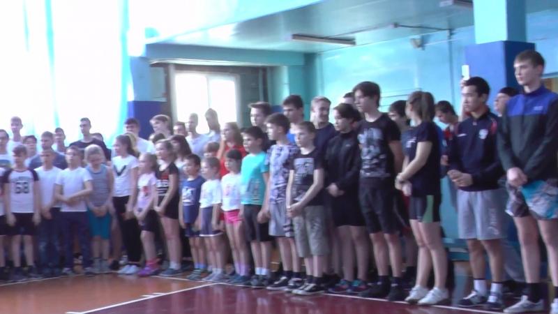 Рывок к победе ч-1 Гири. Черногорск март 2018