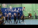 Танцевальный баттл. Мы лучшие!