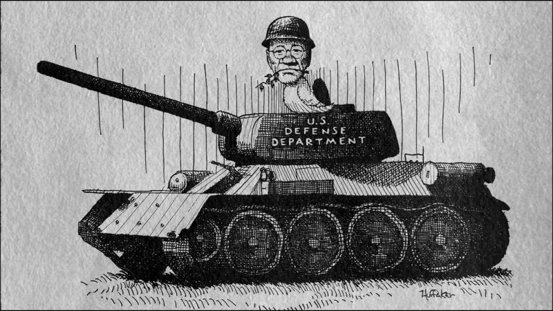 Туман Войны / Министр Войны / Роберт Стрейндж Макнамара