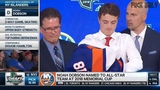 Noah Dobson Selected 12th Overall By Islanders 2018 NHL Draft