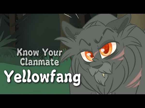 Yellowfang. Know Your Clanmate 5 (WARRIOR CATS PARODY)