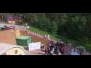 SDE-ролик (монтаж в тот же день) - 21 июля 2018 г - Полина и Алексей
