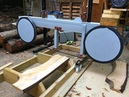 Building a bandsaw mill part 4