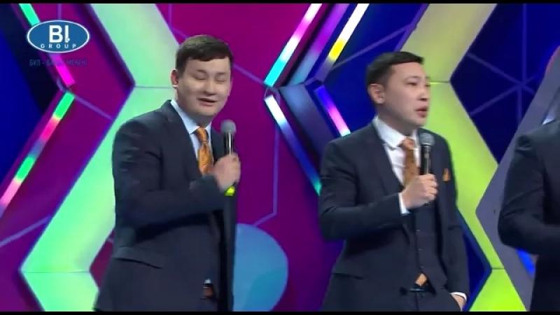 ЖАЙДАРМАН-2018.