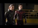 Человек-муравей и Оса (Ant-Man and the Wasp) (2018) трейлер № 2 русский язык HD / Пол Радд /