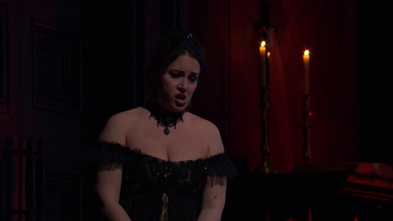 Met Opera Tosca Act II Vissi d Arte - Sonya Yoncheva