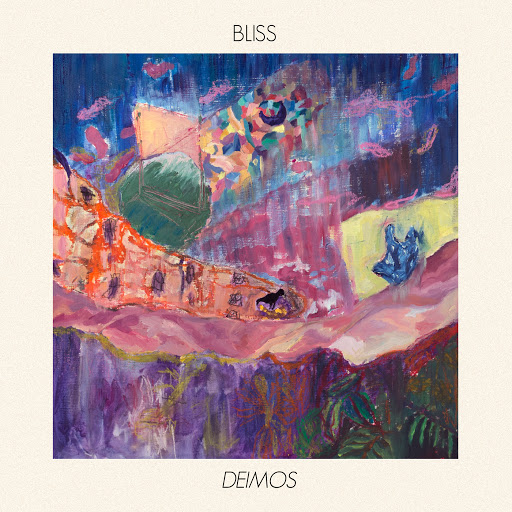 Bliss альбом Deimos